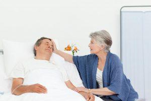 Главная проблемалежачих инсультных больных
