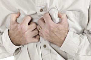 Симптомы проявления инфаркта