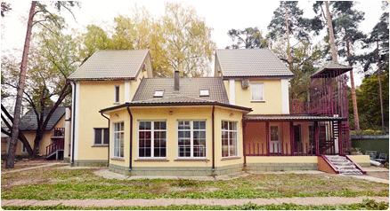 Дома престарелых в Симферополе (пансионаты, дома-интернаты)