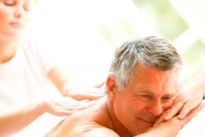 массаж пожилому человеку