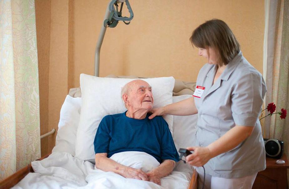 патронаж за лежачим пациентом