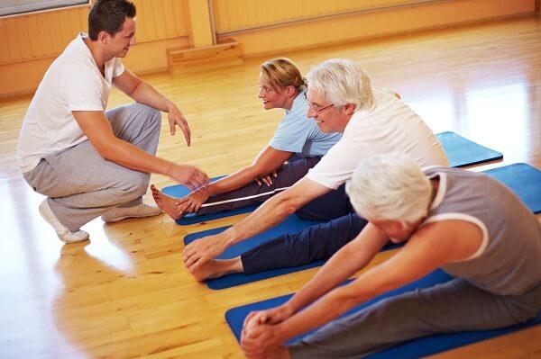 упражнения после остеохондроза
