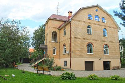 дом в Черноморском