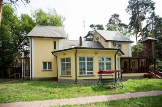 дом в Щепкино