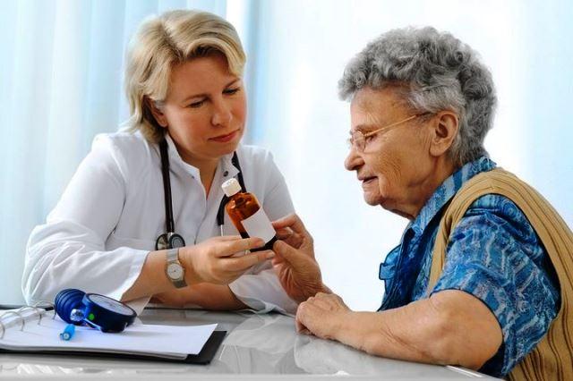 обслуживание пенсионеров